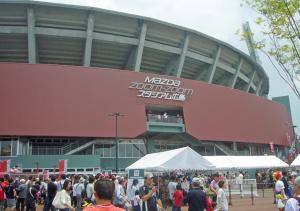 新しい広島市民球場