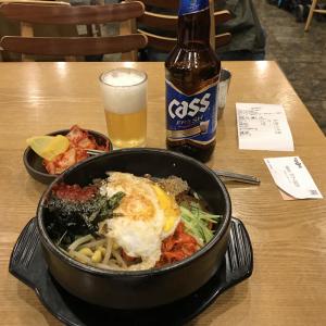 ソウルの晩御飯