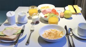 ロンドン紀行31、ホテルの朝食
