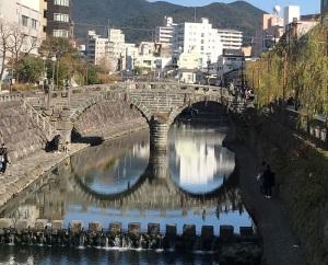 長崎紀行(その7)眼鏡橋