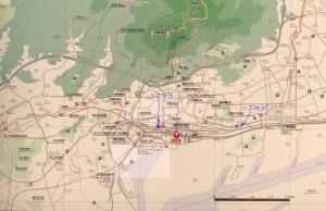 長崎街道を歩く(その1)