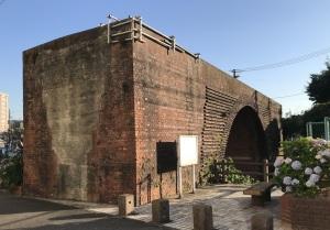 長崎街道を歩く(その7の3) 九州鉄道茶屋町橋梁