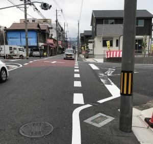 長崎街道を歩く(その8の2) ここで道を間違えた